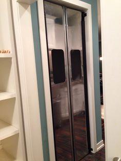 My pantry doors