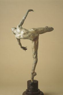 Richard MacDonald...will absolutely be the Rodin of our generation