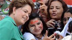 Rousseff y Silva, codo a codo en una posible segunda vuelta en Brasil