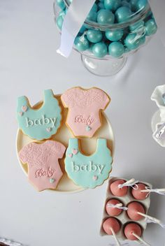 A Sweet Pastel Themed Baby Shower