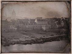 1844 - The Seine River, Paul Michel Hossard
