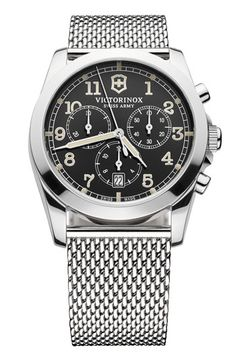 Victorinox Swiss Army® 'Infantry' Chronograph Watch available at Nordstrom