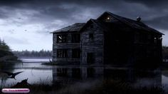 Creepy Haunted House Music | This House | Ambient Dark Creepy Music