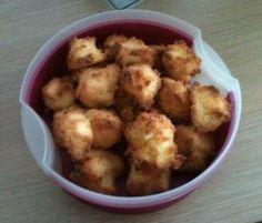Recette Congolais (rochers coco) par Julie_Paul - recette de la catégorie Desserts & Confiseries