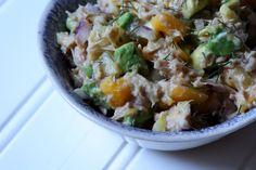 Tropical Tuna Salad (AIP, Paleo) | Don't Eat the Spatula