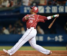 Andruw Jones (Tohoku Rakuten Golden Eagles)