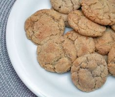 Chewy Chai-Spiced Sugar Cookies | James Beard Foundation