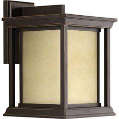 Endcott 1 Light Wall Lantern