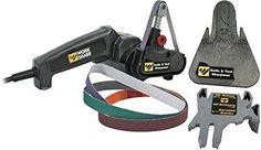 Premium Knife and Tool Sharpener Set for Garage Work Shop Home Essential New #WorkSharp