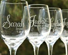 Simply Beautiful Weddings: Fun and Creative Bridesmaids Gifts