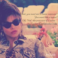 """Laura San Giacomo (Kit de Luca) in """"Pretty Woman"""" Pretty Woman Film, Pretty Woman Quotes, Favorite Movie Quotes, Famous Movie Quotes, Love Movie, Movie Tv, Movies Showing, Movies And Tv Shows, Best Movie Lines"""