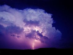 Lightening Cloud Pictures, Photos, and Images for Facebook, Tumblr ...