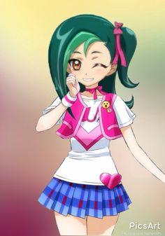 Kotori mizuki yugioh zexal kotori mizuki pinterest yu gi oh zexal and female protagonist - Diva mizuki 2 ...