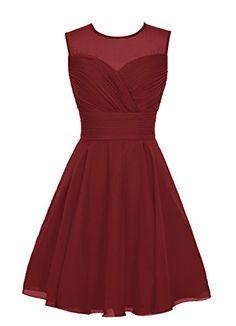 Wedtrend Women's Short Tulle Sweetheart Homecoming Dress Bridesmaid Dress Size 16 Burgundy Wedtrend http://www.amazon.com/dp/B013DY8TB6/ref=cm_sw_r_pi_dp_GeV0vb0QTEDRT