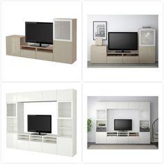 Ikea TV Möbel Besta Kollektion
