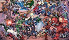 Marvel Comics May 2017 solicitations