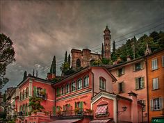 One of the most popular landmark of Ticino in soutern Switzerland is the skyline…