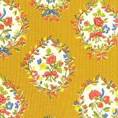 Provence fabric from reproductionfabrics.com