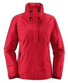 Vaude Woman Yaki Jacket Red. Odzież damska Kurtki i swetry , Bikeinn.com, kup, oferty, Sklep rowerowy