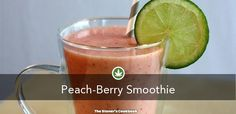 Peach-Berry Smoothie from the The Stoner's Cookbook (http://www.thestonerscookbook.com/recipe/peach-berry-smoothie)