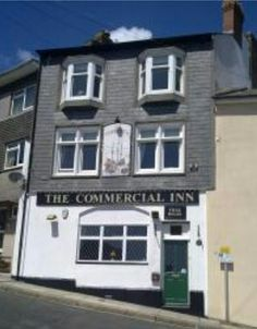 The commercial Inn barbican Plymouth Devon Uk, Barbican, Plymouth, Commercial, Mansions, House Styles, Home Decor, Mansion Houses, Homemade Home Decor