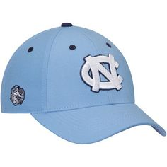 newest collection 03517 f876e Men s Top of the World Carolina Blue North Carolina Tar Heels Triple Threat  Adjustable Hat Unc
