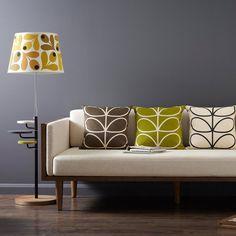 Fab.com | Linear Stem Pillow 18x18 Coco