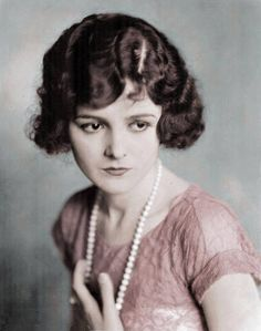 """Mary Astor, 1927 """"Mary Astor… had a delicate beauty, extraordinary grace and a compelling acting style in more than 100 movies over 45 years."""" - NYTimes obituary 1987"""