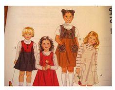 McCalls Sewing Pattern 8410 Girls 2,3,4 Pullover Jumper w... http://www.amazon.com/dp/B01DR6FMNI/ref=cm_sw_r_pi_dp_O5Brxb0DAS9EY