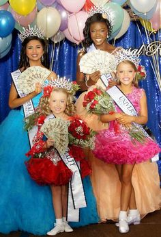 Universal Royalty Texas State Beauty Pageant Winners