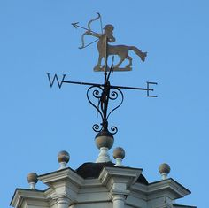 Centaur weather vane