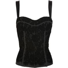 DOLCE & GABBANA Flannel And Lace Bustier (1,760 PEN) ❤ liked on Polyvore featuring tops, shirts, corsets, tank tops, women, corset shirt, bustier corset, lined shirt, corset tops and shirts & tops
