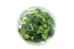 旬のブロッコリーは、買ったその日に「レンチン」ストックで使い倒す! ©オレンジページ