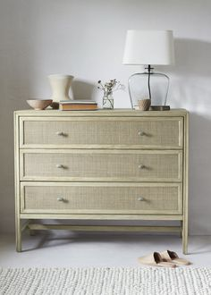 Interior Trend: Au Naturale - Everything Rattan - It's A Danielle Life Living Room Tv, Dining Room, Classic Home Decor, Eclectic Decor, Dresser As Nightstand, Minimalist Home, Cheap Home Decor, Rattan, Home Remodeling