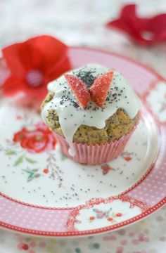 poppy seed cupcakes