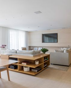 Suites, Layout, Open House, Home Interior Design, Decoration, Sweet Home, Living Room, Table, Furniture