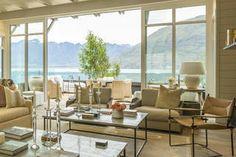 Lakeside luxury in #NewZealand! #MatakauriLodge
