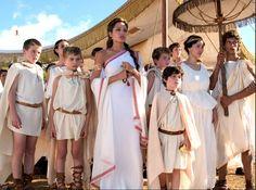 Moda w strożytnej Grecji - ThingLink