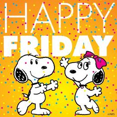 Friday quotes, tgif quotes, happy friday pictures, friday images, morning q Happy Friday Pictures, Happy Friday Quotes, Friday Images, Tgif Quotes, Funny Quotes, Snoopy Friday, Friday Humor, Happy Dance, Funny Videos