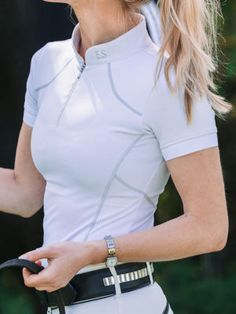 Order Tops from Equestrian Stockholm ✓ Unique Selection of Riding Wear & Accessories ✓ Worldwide Shipping ☆ Where Riders meet Fashion! Women's Equestrian, Equestrian Outfits, Horse Riding Clothes, Riding Gear, Tailored Sportsman, Estilo Preppy, Horse Fashion, Sporty Outfits, Outfit Goals