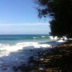 Playa Caribe - Estado Vargas - Venezuela .