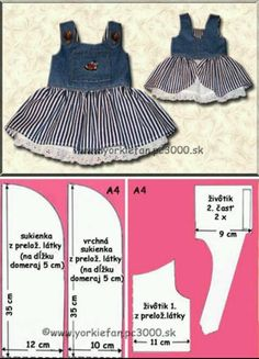 18 Fascinating Dog Clothes After Surgery Dog Clothes Large Girl Yorkie Clothes, Pet Clothes, Doll Clothes, Dog Clothing, Dog Clothes Patterns, Coat Patterns, Skirt Mini, Small Dog Clothes, Dog Jacket