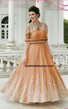 orange-blossom-raw-silk-floor-touch-kameez-with-stylish-cape