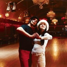 The White Stripes Dancing