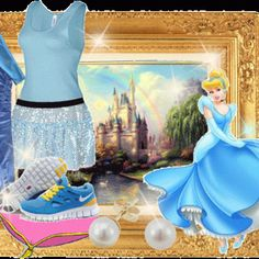 For when i finally get around to doing the disney run!!! Running Costumes | Sparkle Athletic