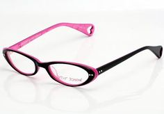 38d55bece3 Betsey Johnson glasses! I think these are the ones I want!!! Betsey