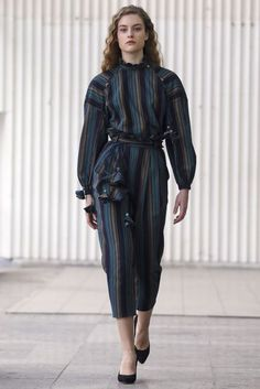 Anna October Autumn/Winter 2017 Ready to Wear Collection | British Vogue