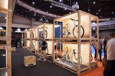 Unibike 2014, MMR Bikes by CajaEco@. Divider, Furniture, Home Decor, Exhibitions, Store, Decoration Home, Room Decor, Home Furnishings, Home Interior Design