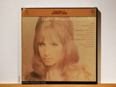 The Styrous® Viewfinder: 101 Reel-to-Reel Tapes 77: Barbara Streisand ~ Greatest Hits