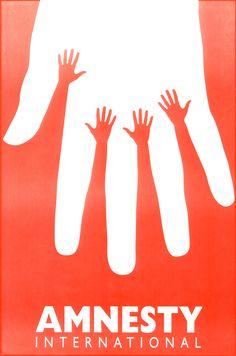 Hands Illusion #amnesty #solidarity #humanity